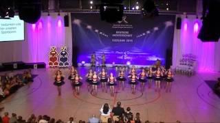 Dance Explosion - Deutsche Meisterschaft 2015