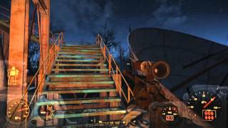 Fallout 4 quest THE LOST PATROL listen to knight astlin's holotape