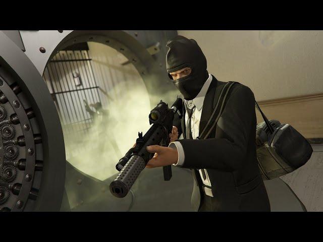 How To Plan a Heist in GTA Online