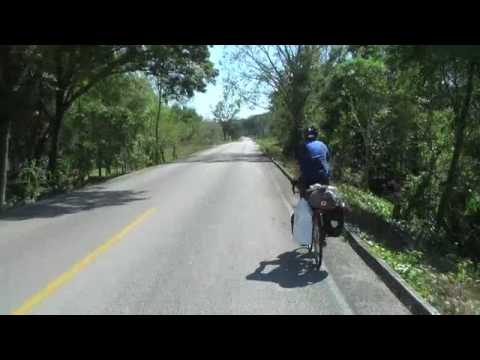 Canada to Argentina By Bike