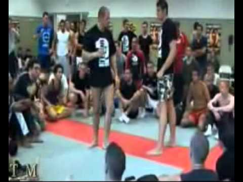Fedor Emelianenko Training 2012 Image 1