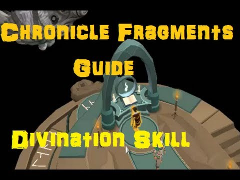 Chronicle Fragments Guide – Divination Skill Guide – RS3 Runescape