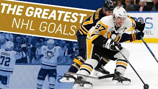NHL players share the GREATEST GOALS they've ever seen | NBC Sports