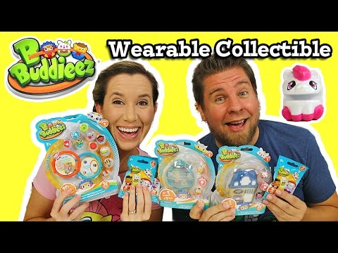 B Buddieez Wearable Collectibles