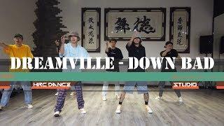 Dreamville-Down Bad | HD Squad 小林&Eddie