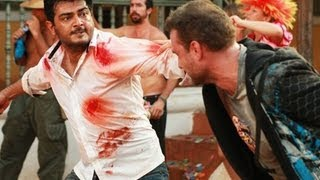 Hollywood stunt choreographer Lee Whitaker appreciates Ajith | Aarambam | Songs | Tamil Cinema News