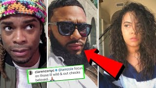 GOTDAMN ZO AND CRISSY DANIELLE TELL CLARENCENYC TV TO HUMBLE HIMSELF