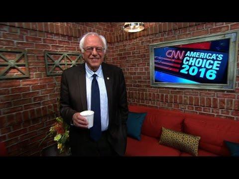 Full Bernie Sanders interview (Part 1)