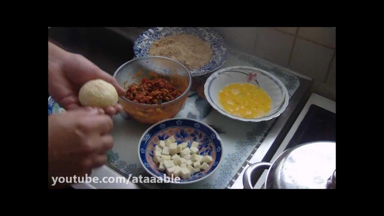 Cuisine sicilienne les arancine youtube - Cuisine sicilienne arancini ...