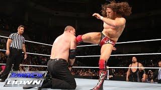 පරාජයට ඇයි දඟ මෙතරම්. Daniel Bryan vs. Kane: SmackDown, January 15, 2015