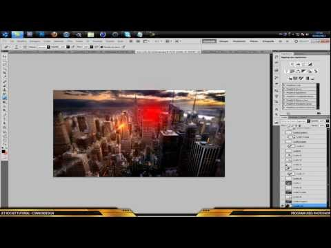 Conny | GFX – Rocket Jet Tutorial Photoshop [OConnorDesigns] WAY➚