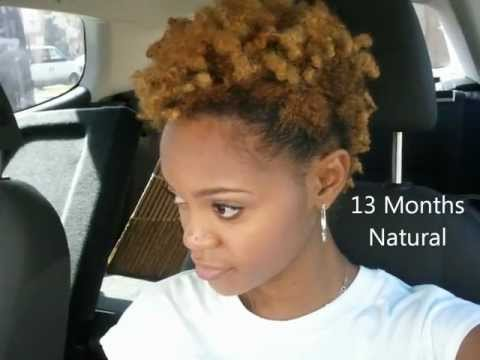 ... journey. Here are some photos of my year and 7 months natural..(and