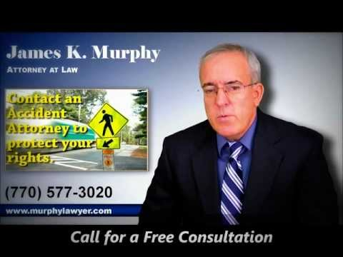 Pedestrian Accidents Can Cause Serious Injuries - Georgia Pedestrian Accident Attorney