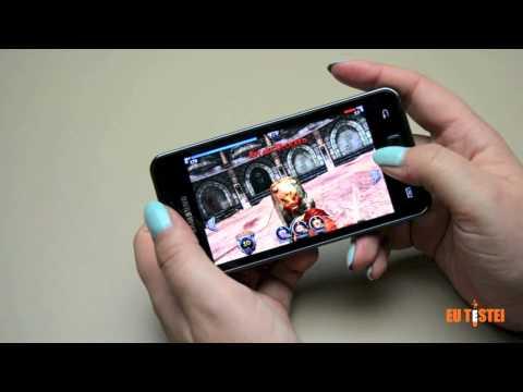 Smartphone Samsung Galaxy S II Lite I9070 - Resenha Brasil