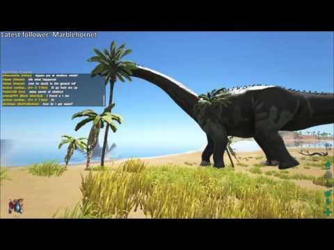 Ark: Survival Evolved Trailer (Fan-remake)
