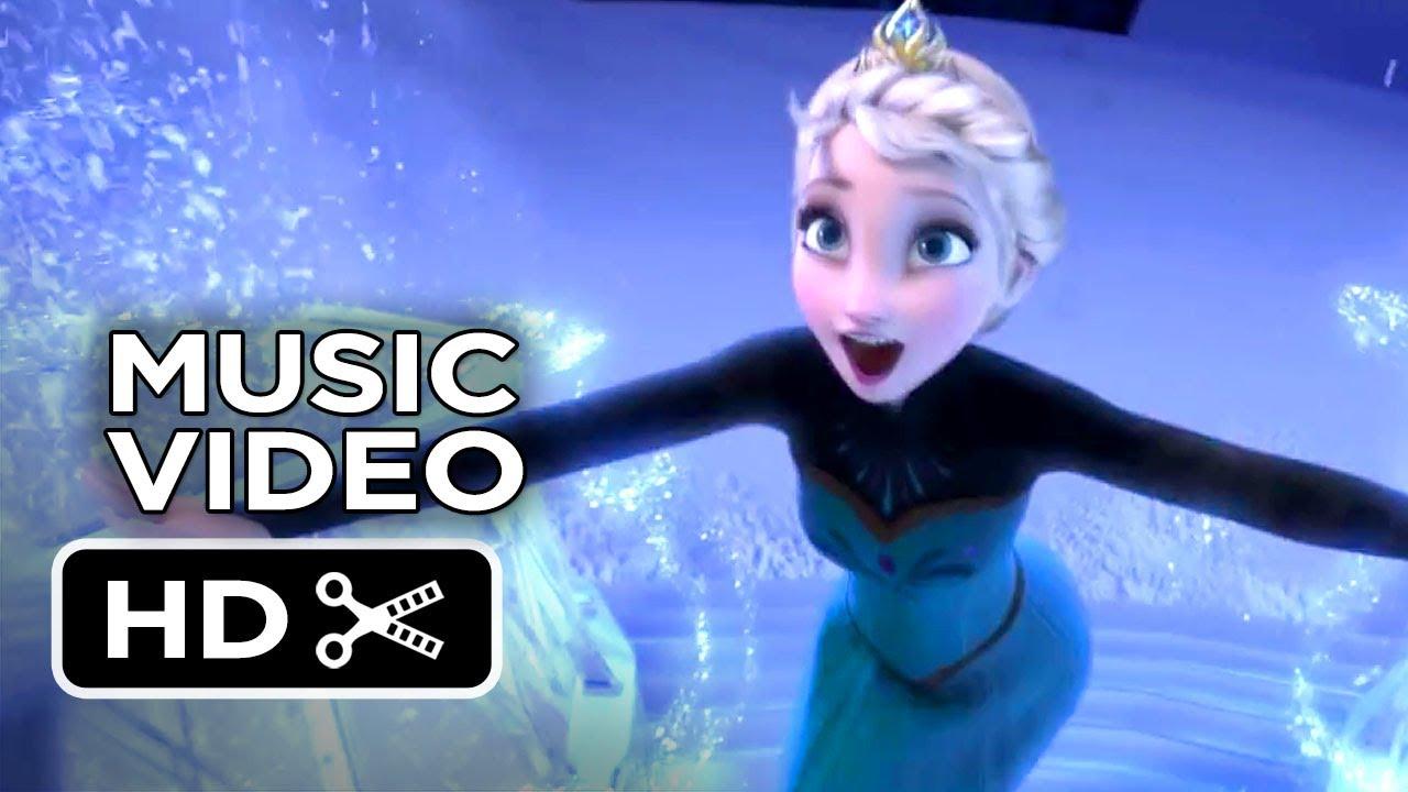 Frozen Demi Lovato Music Video