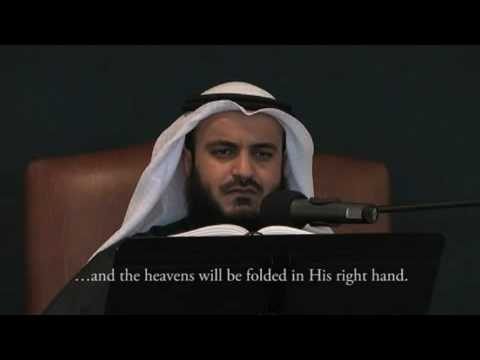 Amazing Emotional Quran Recitation Mshary Afaasy(english Translation) video