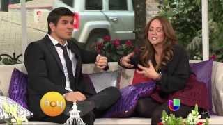 HOY le está buscando novia a Daniel Arenas