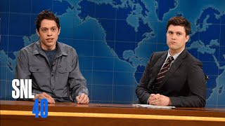 Weekend Update: Pete Davidson on Turning 21 - SNL