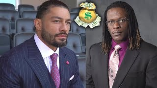 10 WWE Wrestlers Richer Than You Thought 2019 - Roman Reigns, R-Truth & more