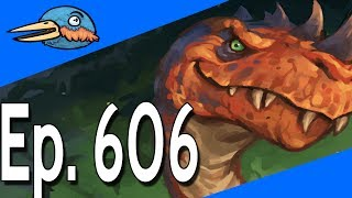 Today In Hearthstone Ep. 606 Wrestle