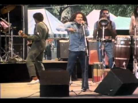 Bob Marley - Lively Up Yourself  Live, New Zealand 1980