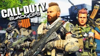 """BARBARA the """"GIRL GAMER!"""" - Black Ops 4 with The Crew!"""