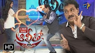 Alitho Saradaga | 31st  October 2016  | Sunil | Full Episode |  ETV Telugu