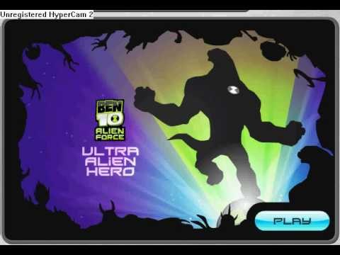 Ultra Alien Hero