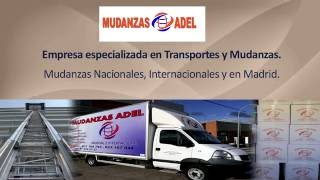 Empresa de mudanzas en Madrid. Transportistas en Madrid. Servicio de guardamuebles en Madrid