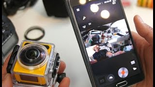 Kodak SP360 360 Camera Unboxing! [In 4K]