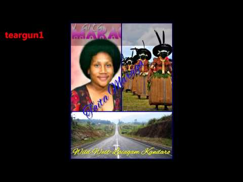 Taita Maraga    Wanaku Jarickson O Wild West Laiagam Kandaro