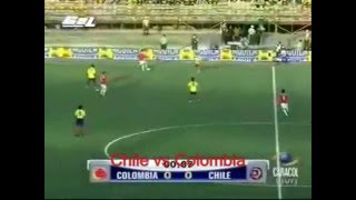 chile vs colombia 10-10-09