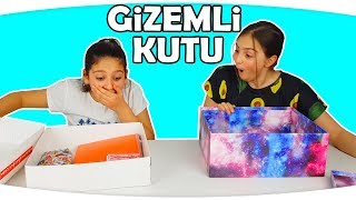 GİZEMLİ KUTU AÇILIMI 😱 İdil Duru vs Zeynep | Mystery Box of Back to School Switch-Up Challenge!!!