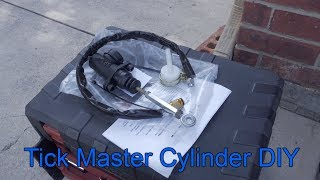 C5 Corvette Tick Master Cylinder Install and Test Drive
