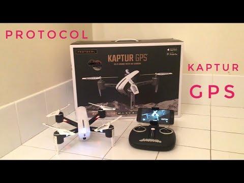 Protocol Kaptur GPS Drone #1