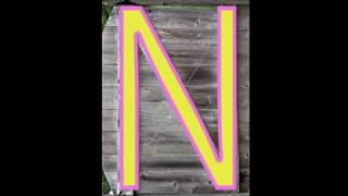 The Alphabet in Nature