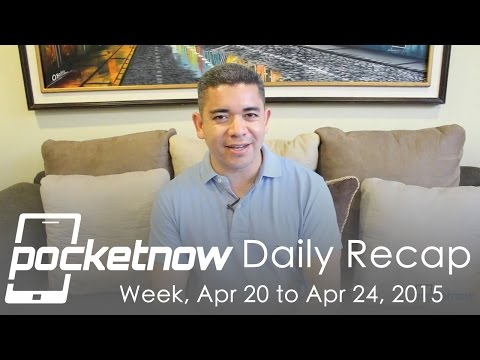 LG G4 launch, Google Project Fi, Nexus 6 comment & more - Pocketnow Daily