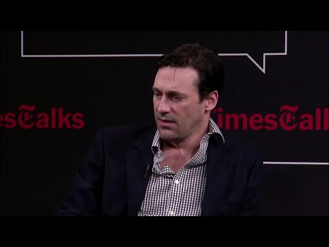 Mad Men | Interview | TimesTalks 2012