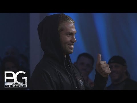 WWE Network: Triple H announces Tyler Breeze is heading to the main WWE roster: WWE Breaking Ground