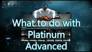 warframe how to sell mods for platinum
