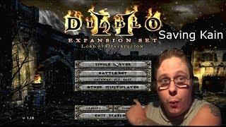 Finding Kain (Diablo II Lord Of Destruction)