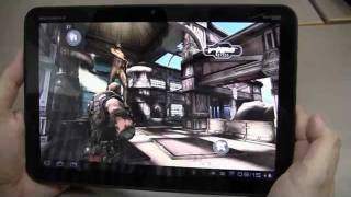 ShadowGun Walkthrough on the Motorola Xoom