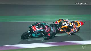 #QatarGP 2019: All of the Best Action