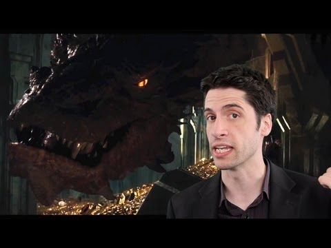 The Hobbit: The Desolation of Smaug teaser trailer review
