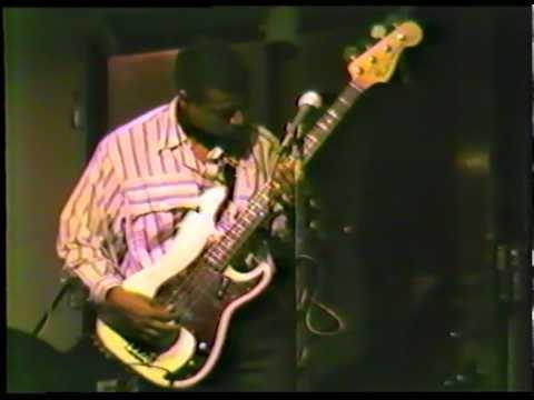 Melvin Gibbs bass solo #2 w/ The Sonny Sharrock Quartet