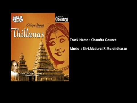Natyadwani - Thillanas - Bharatanatyam Songs video