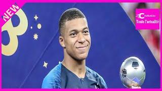 Kylian Mbappé: sa mise au point sur sa vie sentimentale