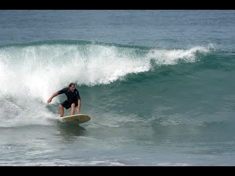 July 13 2016 Surfing Playa Hermosa Costa Rica