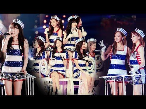 [HD] Girls' Generation  ( 少女時代 ) - Lingua Franca ~ Europa @ Japan 3rd Tour